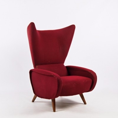 Lounge chair from the sixties by Marco Zanuso for unknown producer