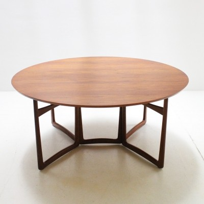 Dining table by Peter Hvidt & Orla Mølgaard Nielsen for France & Daverkosen, 1950s