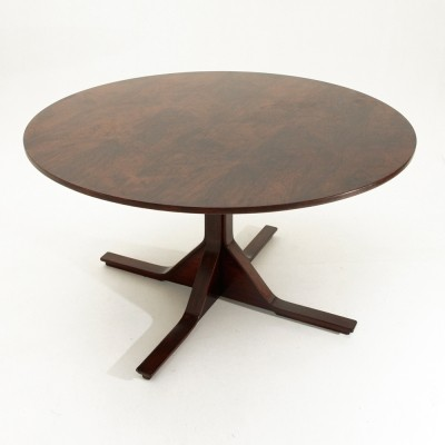 Model 522 dining table by Gianfranco Frattini for Bernini, 1950s