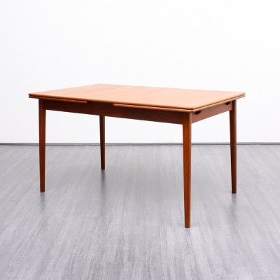 Dining table by Nils Jonsson for Bra Bohag Sweden, 1960s