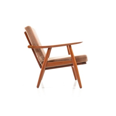 Early GE-270 Easy Chair by Hans J. Wegner, 1950s
