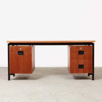 EU02 writing desk from the sixties by Cees Braakman for Pastoe