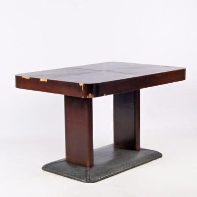Dining table from the thirties by Jindřich Halabala for Spojene UP Zavody