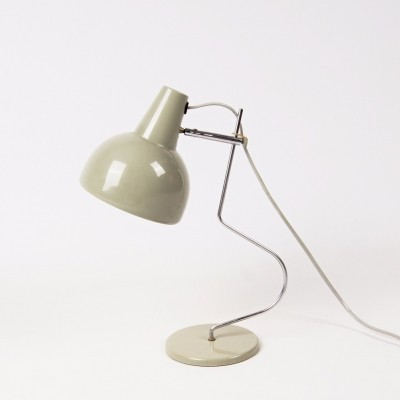 Desk lamp from the seventies by Josef Hůrka for Lidokov