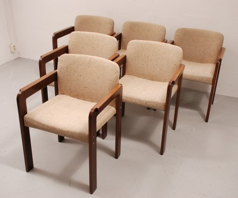Conference / dining chair design by Just Meijers, 1960s
