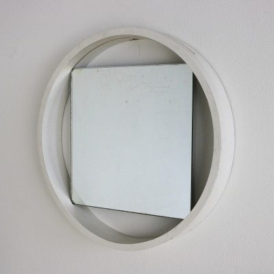 DZ84 mirror by Benno Premsela for Spectrum, 1970s