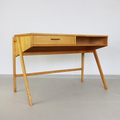 Writing desk by P. Van der Klugt & Coen de Vries for Everest, 1960s