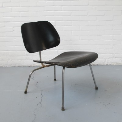 LCM lounge chair by Charles & Ray Eames for Herman Miller, 1950s