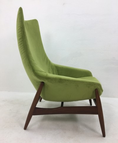 Lounge chair by Henry W. Klein for Bramin, 1950s
