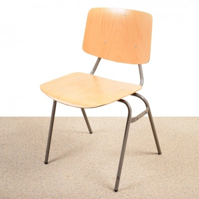 100 x dinner chair by Kho Liang Ie for CAR Catwijk, 1960s
