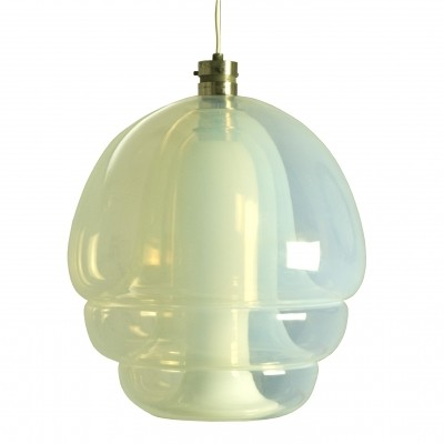 LS 134 'Takarmatur' hanging lamp by Carlo Nason for AV Mazzega, 1960s