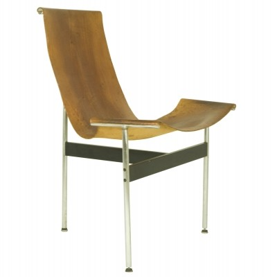 3LC T Chair by D. Kelly, R. Littell & W. Katavolos for Laverne International, 1952