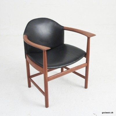 2 x arm chair by Kai Lyngfeldt Larsen for Søborg Møbelfabrik, 1950s