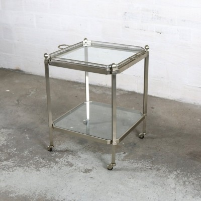 Maison Baguès serving trolley, 1960s