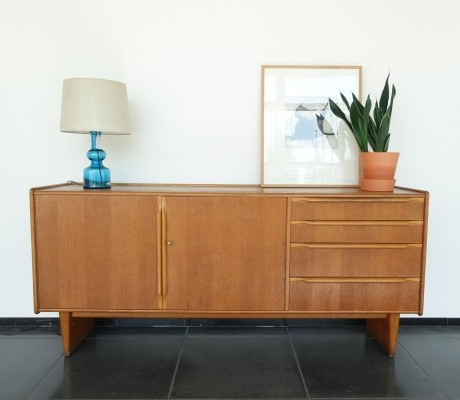 DE02 Irene 'Oak' Series sideboard by Cees Braakman for Pastoe, 1960s