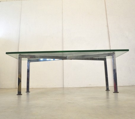 Very rare RH 302 Sofa Table by Robert Haussmann for De Sede