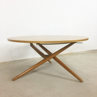 Movex Ess.Tee.Tisch coffee table by Jürg Bally for Wohnbedarf Zürich, 1950s