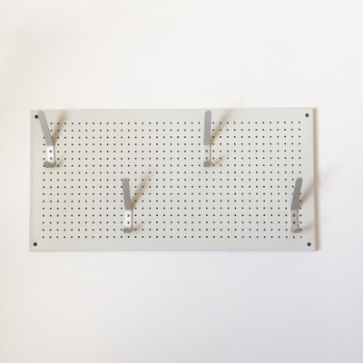 2 x RZ 61 coat rack by Dieter Rams for Vitsoe, 1960s