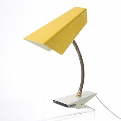 Clip-on desk lamp by Anvia Almelo, 1950s