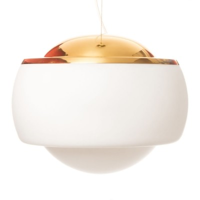 Hanging lamp by Pia Guidetti Crippa for Lumi, 1960s