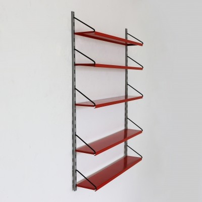 Wall unit by Tjerk Reijenga for Pilastro, 1960s