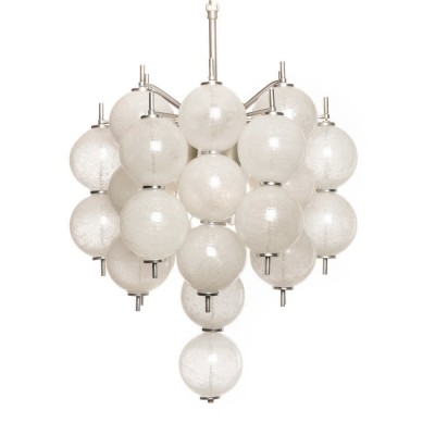 Vintage Sterrenbeeld chandelier by Raak Amsterdam