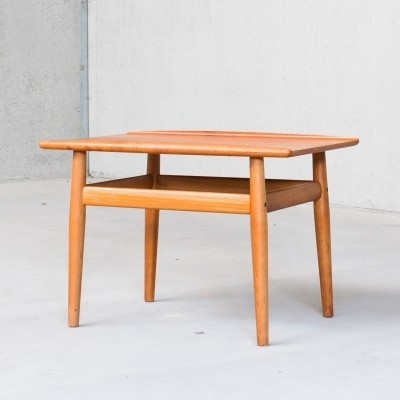 Side table by Grete Jalk for Glostrup, 1960s