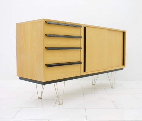 Rare sideboard by Alfred Altherr for Freba Switzerland, 1955
