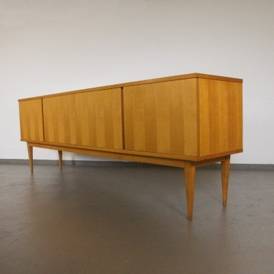 WK Möbel Sideboard in Cherrywood with drawers, 1960s