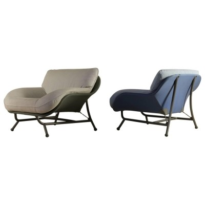 Pair of 'Leggero' Armchairs by Massimo Iosa Ghini for Cassina