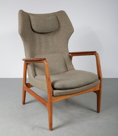 Lounge chair by Aksel Bender Madsen for Bovenkamp, 1950s