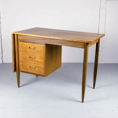 Drop-Leaf Desk by Arne Vodder for Asko, 1960s
