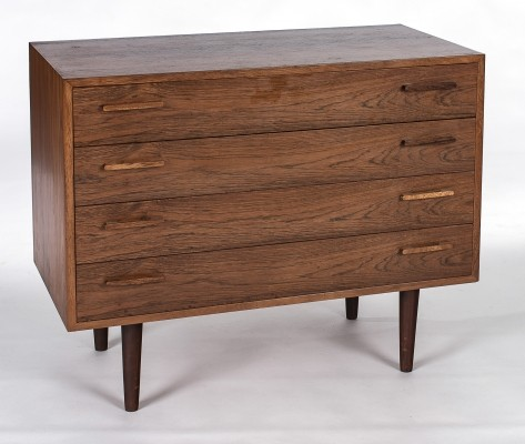 Chest of drawers by Kai Kristiansen for FM Mobel, 1960s