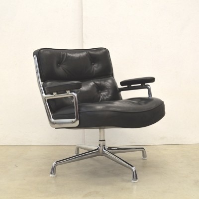 office chair by charles ray eames for herman miller 1960s 65847. Black Bedroom Furniture Sets. Home Design Ideas
