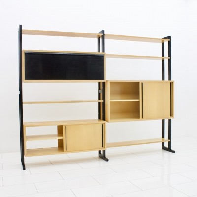 Freestanding Shelf cabinet by Alfred Altherr for Freba, 1950s