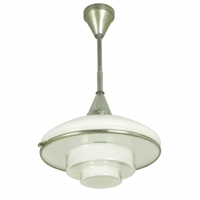 Rare Pendant Lamp by Otto Müller for Sistrah, 1931