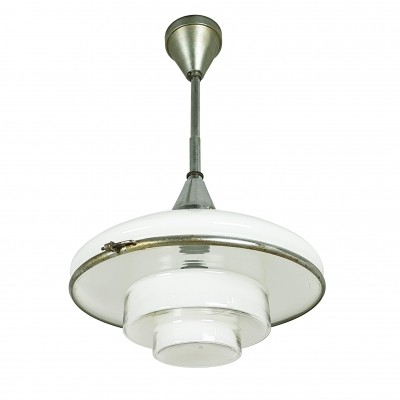 Small Pendant Lamp by Otto Müller for Sistrah, 1931