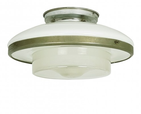 Ceiling lamp by Otto Müller for Sistrah Licht, 1931