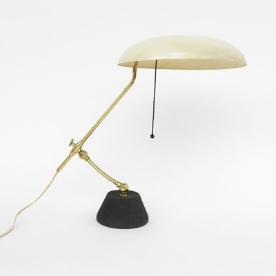 Desk lamp by Prof. Moor Zurich for BAG Turgi, 1950s