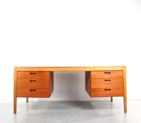 Writing desk by Hartmut Lohmeyer for Wilkhahn, 1960s