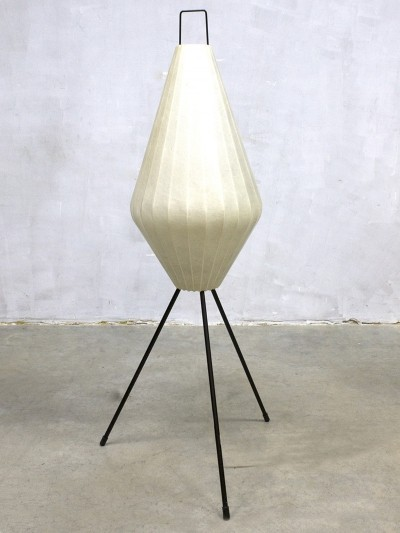 Floor lamp by H. Klingele for Artimeta, 1950s