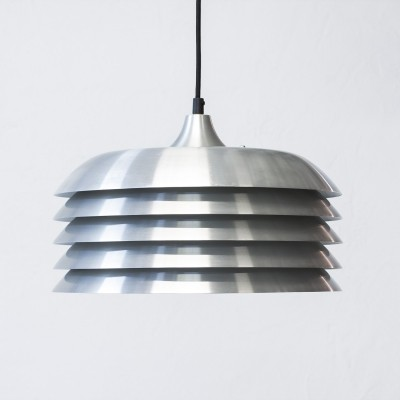 T742 hanging lamp by Hans Agne Jakobsson, 1960s