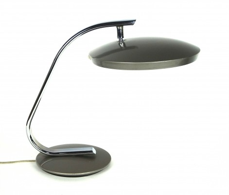 Model 520 Desk Lamp, by Fase Madrid Spain, 1960s