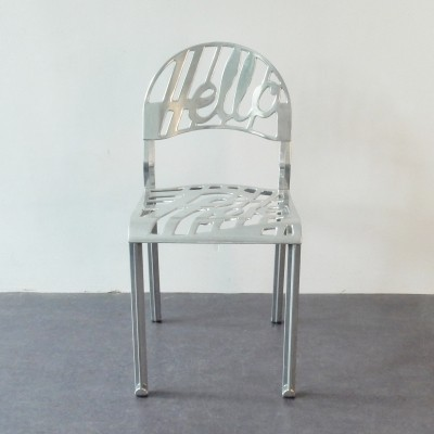 Hello There dinner chair by Jeremy Harvey for Artifort, 1970s