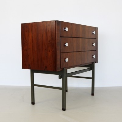 Lifted chest of drawers by Alfred Hendrickx, 1960s