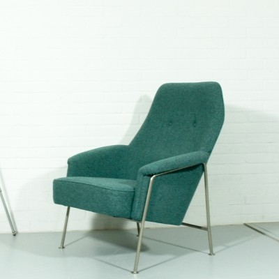 Model 162 arm chair by Theo Ruth for Artifort, 1950s