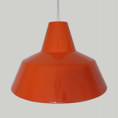 Arbejdspendel lamp by Arne Jacobsen for Louis Poulsen