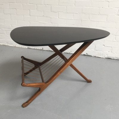 Vintage coffee table, 1950s