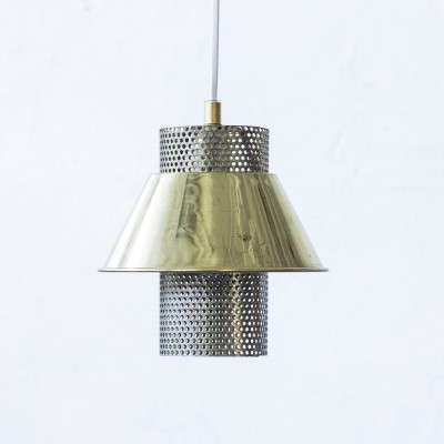 T766 hanging lamp by Hans Agne Jakobsson, 1970s