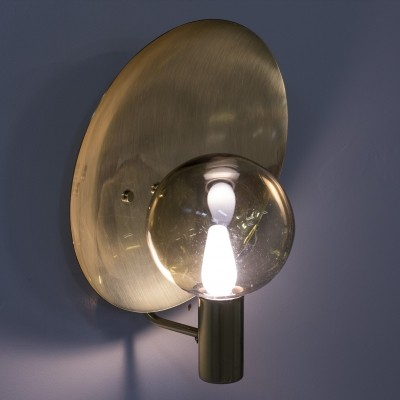 V180 wall lamp by Hans Agne Jakobsson, 1960s
